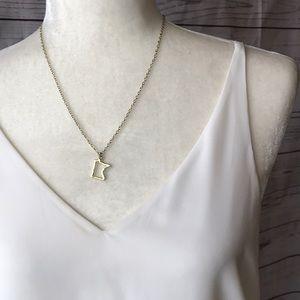 Minnesota Pendant Necklace